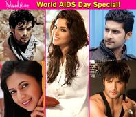 Divyanka Tripathi, Vivian Dsena, Ssharad Malhotra, Ravi Dubey talk about World AIDS Day