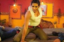Ragini is shooting more action sequences