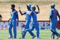 U-19 World Cup: India colts thrash Bangladesh, set up semis date with Pakistan