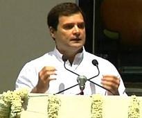 BJP practicing divisive politics, says Rahul Gandhi