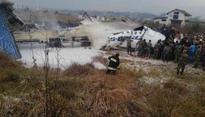US-Bangla Passenger plane crashes off runway at Kathmandu airport in Nepal