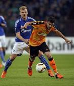 Geis scores on comeback as Schalke beat Hanover 3-1