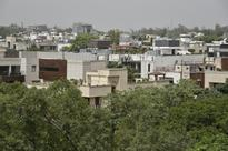 Twin colonies of South Delhi form oasis of calm
