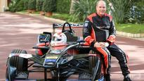 Motor Racing: Prince Albert backs Formula E GP series