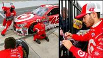 Larson crew chief latest suspended in NASCAR lug nuts crackdown