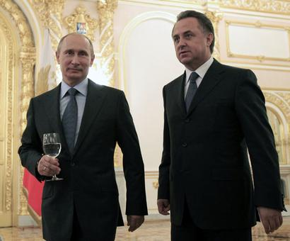 Why Putin won't fire sports minister over doping scandal