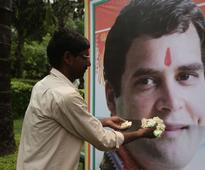 Rahul Gandhi's 43rd birthday celebrated outside Congress headquarters