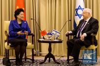 Israel, China vow to advance innovation cooperation