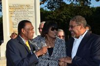 PM Opens Memorial Park in Honour of 1907 Earthquake Victims