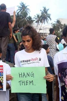 Helen, Ekta, Twinkle, Aditi, Rajkummar... protest Kathua, Unnao rapes