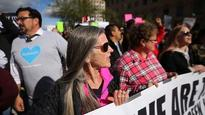At least 36,000 attend women's marches across AZ