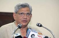 Adityanath should visit Kerala hospitals, see how they are run: Yechury