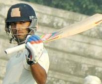 Brilliant Yuvraj hits unbeaten 164