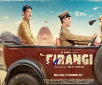 Kapil releases 2nd poster of Firangi, Trailer out tomorrow