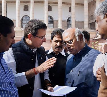 No Modi, no work: Opposition locks down Parliament