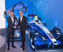A Formula E championship with ABB as title sponsor