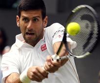 Djokovic off to winning start at Wimbledon 2016, beats James Ward in 1st round