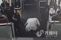 Dog owner kowtows to fellow passengers when denied bus ride