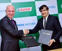 Tata Motors, Castrol shares gain after partnership deal