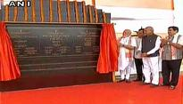 PM Modi inaugurates Dhola-Sadiya Bridge
