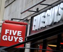 Surprise! Five Guys Is Now America's Favorite Burger Chain
