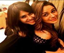 Ekta Kapoor's adorable birthday wish to her favourite Mona Singh