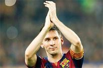 Record hauls ease damaging year for Lionel Messi's legacy