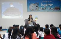 No dream too small for award-winning child actress in Read-Along