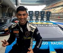 Armaan Ebrahim takes Double Podium in Shanghai