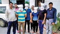 Four arrested for killing senior citizen last December