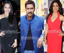 Ajay Devgn to romance Sonakshi Sinha and Yami Gautam in Prabhudheva's next