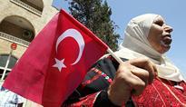 Jordan, Turkey compete to woo Jerusalem