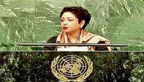India to reply on Pakistan envoy Lodhi's goof up at UN
