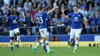 Everton's Gareth Barry levels Frank Lampard Premier League appearances