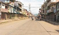 12 hrs tribal areas bandh total