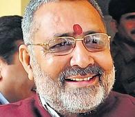 Late night raid at BJP leader Giriraj's house; likely to surrender in civil court today