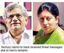 House panel admits Yechury's privilege motion against Irani