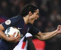 Ligue 1 roundup: Edison Cavani helps PSG earn draw against Nice; Lyon hold firm for 1-0 win