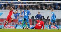 Updated: Almeida scores on Bundesliga return but Hannover lose again