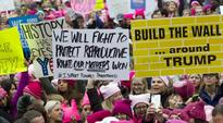 Check out these badass placards from women's marches around the world