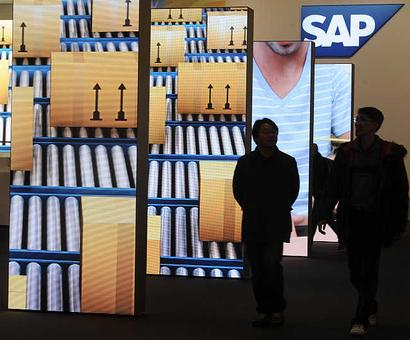 'I want India to be the most innovative place for SAP'