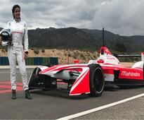 Gul Panag Shares Her Experience Of Driving Mahindra Racings Formula E Car