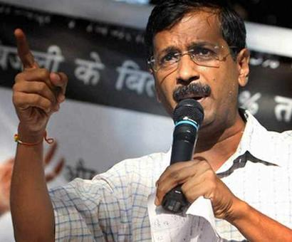 EC notice to Kejriwal for asking voters to take money
