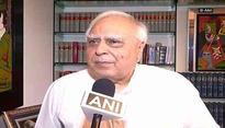 Kapil Sibal slams Jaitley over 'ease of doing corruption' remark