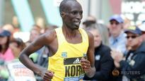 Kenya names Korir in marathon team for Rio