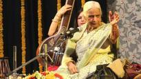 Padma Vibhushan awardee and noted classical singer Girija Devi passes away