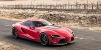 Toyota Rilis All New Toyota Supra Tahun 2018