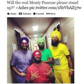 Cricket Australia tweet picture of Sikh men dressed as Teletubbies as jibe at Monty Panesar, apologise and delete tweet later