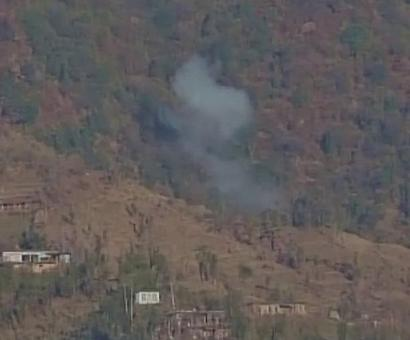 Pak violates ceasefire in Poonch, firing still on