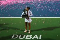 Italian Sara Errani wins WTA DDFTC